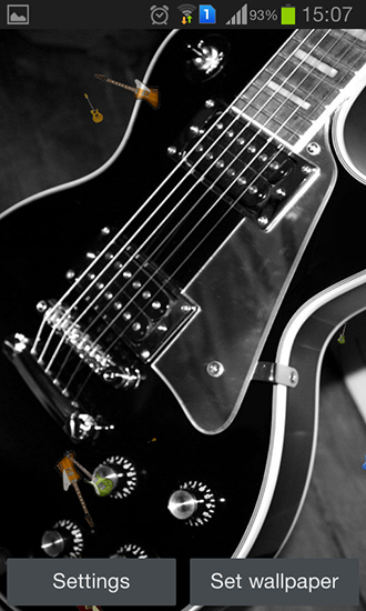 Download Guitar by Happy live wallpapers - livewallpaper for Android. Guitar by Happy live wallpapers apk - free download.
