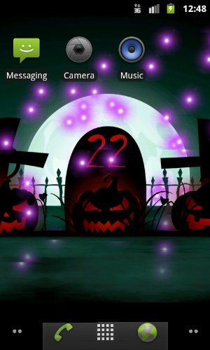 Download livewallpaper Halloween for Android. Get full version of Android apk livewallpaper Halloween for tablet and phone.