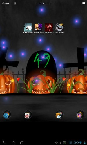 Download Halloween - livewallpaper for Android. Halloween apk - free download.