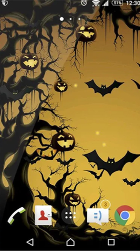 Halloween by Beautiful Wallpaper
