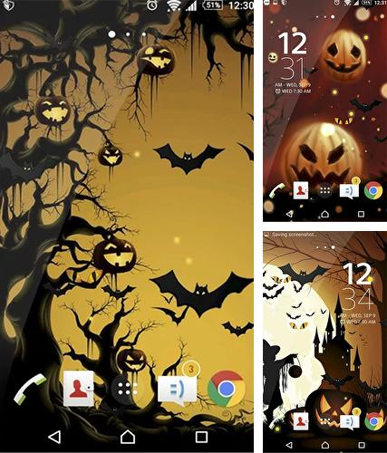 Baixe o papeis de parede animados Halloween by Beautiful Wallpaper para Android gratuitamente. Obtenha a versao completa do aplicativo apk para Android Halloween by Beautiful Wallpaper para tablet e celular.