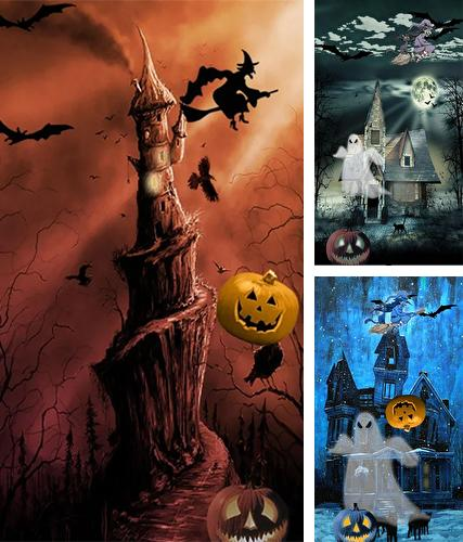Halloween by FexWare Live Wallpaper HD