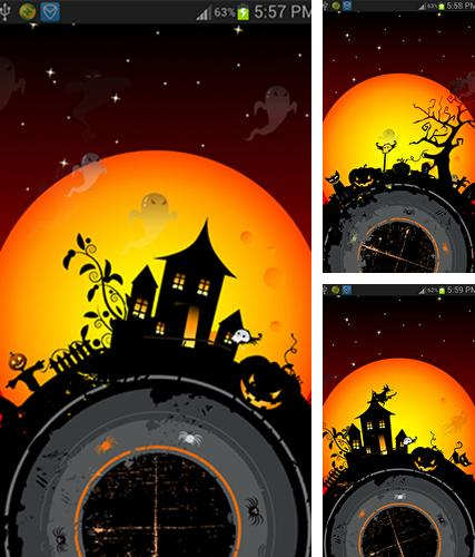 Download live wallpaper Halloween by live wallpaper HongKong for Android. Get full version of Android apk livewallpaper Halloween by live wallpaper HongKong for tablet and phone.