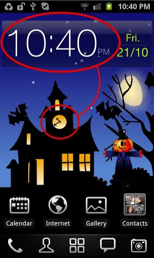 free halloween wallpaper downloads for android