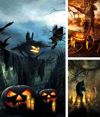 Download live wallpaper Halloween sounds for Android. Get full version of Android apk livewallpaper Halloween sounds for tablet and phone.