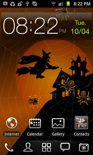 Download Halloween: Spiders - livewallpaper for Android. Halloween: Spiders apk - free download.