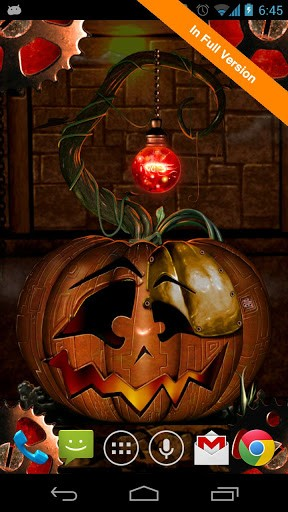 Screenshots von Halloween steampunkin für Android-Tablet, Smartphone.