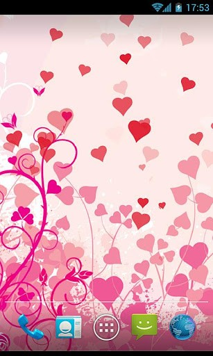 Heart And Feeling Live Wallpaper For Android Heart And