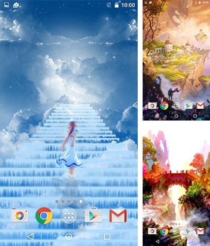 Download live wallpaper Heaven for Android. Get full version of Android apk livewallpaper Heaven for tablet and phone.
