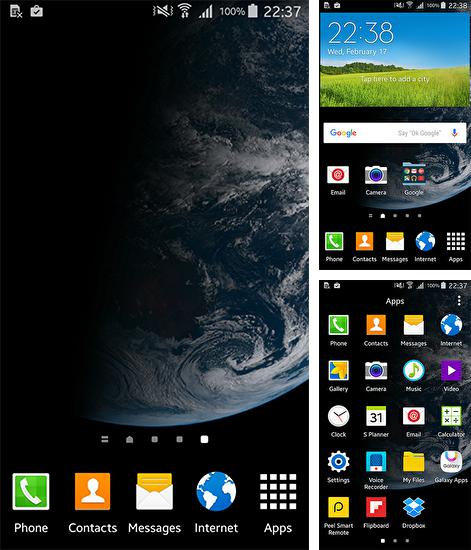 In addition to Himawari-8 live wallpapers for Android, you can download other free Android live wallpapers for Meizu 15 Lite.