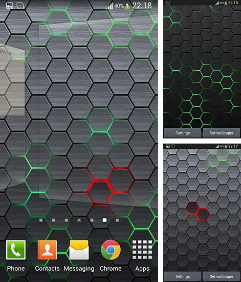 Download live wallpaper Honeycomb 2 for Android. Get full version of Android apk livewallpaper Honeycomb 2 for tablet and phone.