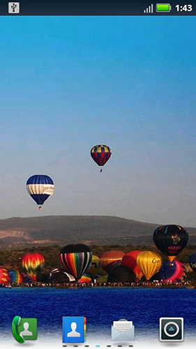 Download livewallpaper Hot air balloon by Socks N' Sandals for Android. Get full version of Android apk livewallpaper Hot air balloon by Socks N' Sandals for tablet and phone.