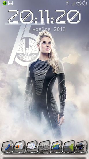Download livewallpaper Hunger games for Android. Get full version of Android apk livewallpaper Hunger games for tablet and phone.
