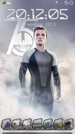 Download Hunger games - livewallpaper for Android. Hunger games apk - free download.