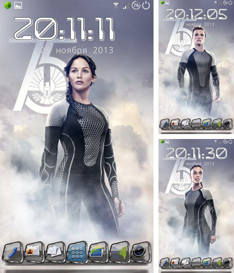 Download live wallpaper Hunger games for Android. Get full version of Android apk livewallpaper Hunger games for tablet and phone.
