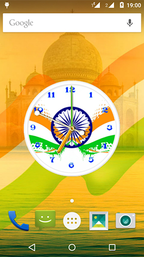 India clock by iPlay Store