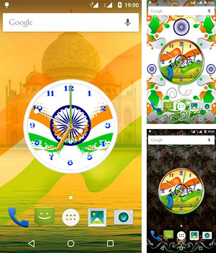 Baixe o papeis de parede animados India clock by iPlay Store para Android gratuitamente. Obtenha a versao completa do aplicativo apk para Android India clock by iPlay Store para tablet e celular.