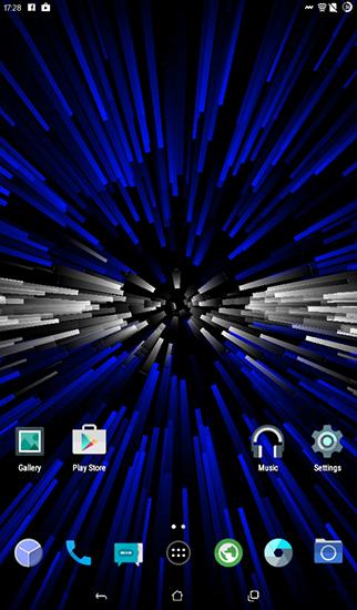 Descargar infinite rays para android gratis el fondo de for Bajar fondos de pantalla con movimiento gratis para android