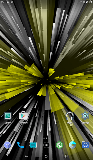 Download Infinite rays - livewallpaper for Android. Infinite rays apk - free download.