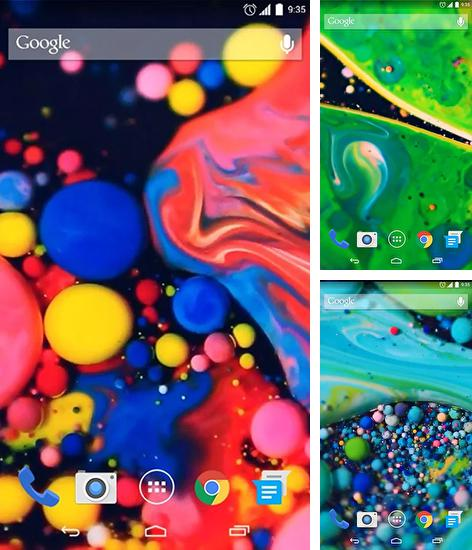 Download live wallpaper Ink game for Android. Get full version of Android apk livewallpaper Ink game for tablet and phone.