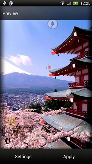 Japan Live Wallpaper For Android Japan Free Download For Tablet And