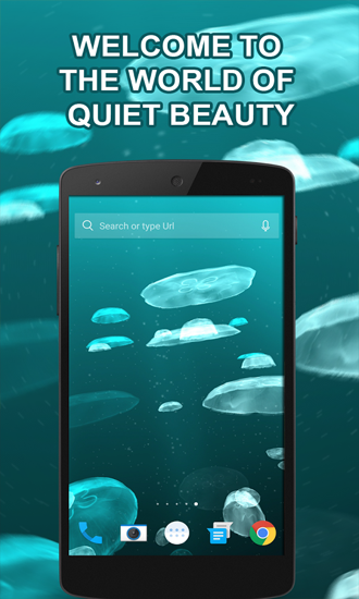 Screenshots von Jellyfishes für Android-Tablet, Smartphone.