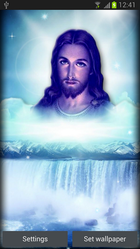 Jesus By Live Wallpaper Hd 3d Live Wallpaper For Android
