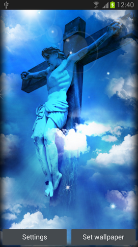 Jesus By Live Wallpaper Hd 3d Live Wallpaper For Android Jesus By