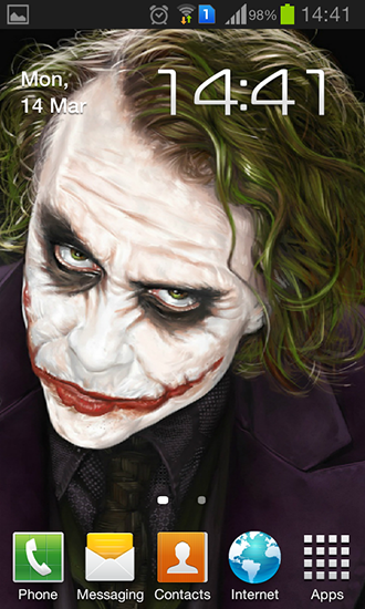 Joker Live Wallpaper For Android Free Download Tablet And Phone
