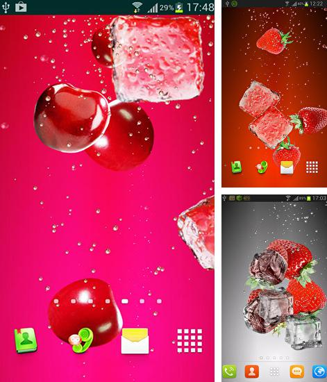 Download live wallpaper Juicy live wallpaper for Android. Get full version of Android apk livewallpaper Juicy live wallpaper for tablet and phone.