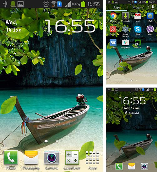 Lake Live Wallpaper For Android Lake Free Download For Tablet And