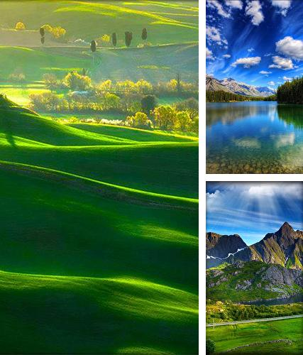 Landscape by Live Wallpaper HD 3D