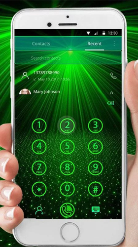 Download livewallpaper Laser green light for Android. Get full version of Android apk livewallpaper Laser green light for tablet and phone.