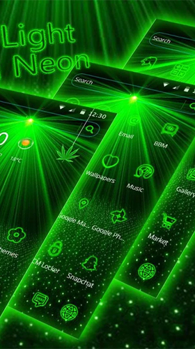 Screenshots von Laser green light für Android-Tablet, Smartphone.