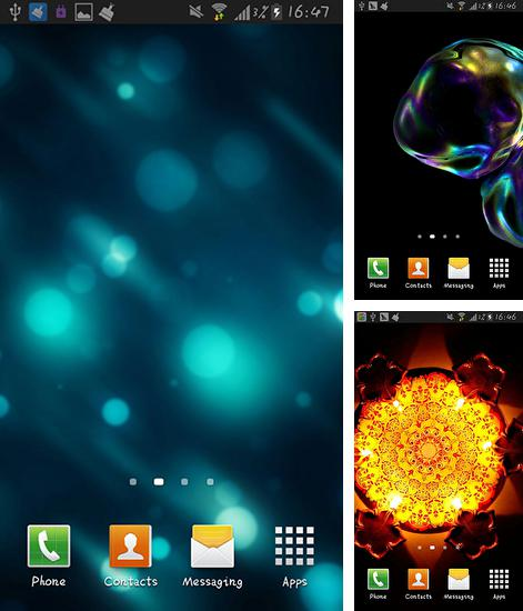 In addition to Light and shadow live wallpapers for Android, you can download other free Android live wallpapers for Sharp Softbank Aquos Crystal X.