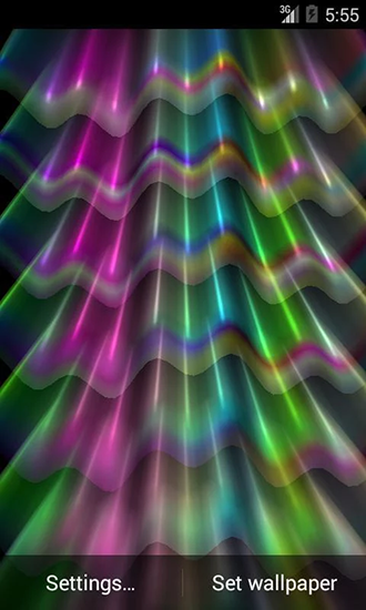 Download Light wave - livewallpaper for Android. Light wave apk - free download.