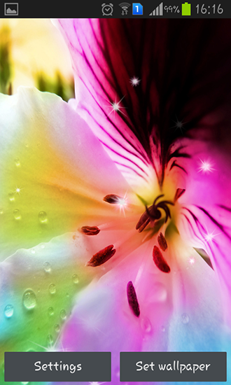 Download livewallpaper Lily for Android. Get full version of Android apk livewallpaper Lily for tablet and phone.