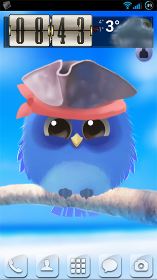 Download livewallpaper Little sparrow for Android. Get full version of Android apk livewallpaper Little sparrow for tablet and phone.