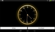 Live clock - download free live wallpapers for Android. Live clock full Android apk version for tablets and phones.