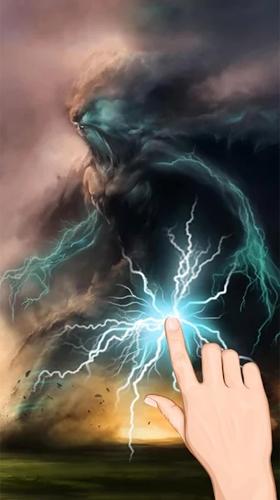 Live Lightning Storm Live Wallpaper For Android Live
