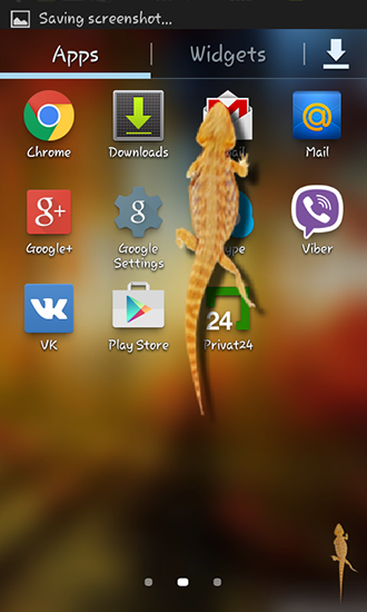 Download livewallpaper Lizard in phone for Android. Get full version of Android apk livewallpaper Lizard in phone for tablet and phone.