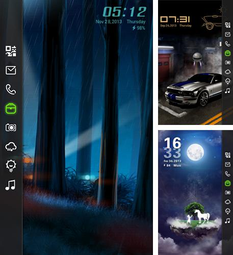 Download live wallpaper Locker master for Android. Get full version of Android apk livewallpaper Locker master for tablet and phone.