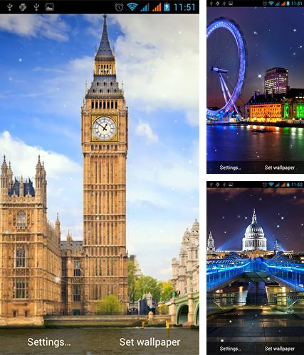 London by Best Live Wallpapers Free