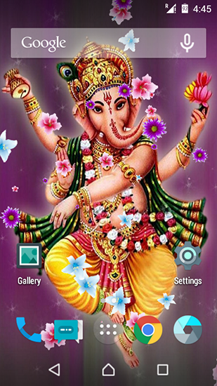 Lord Ganesha HD live wallpaper for Android. Lord Ganesha ...