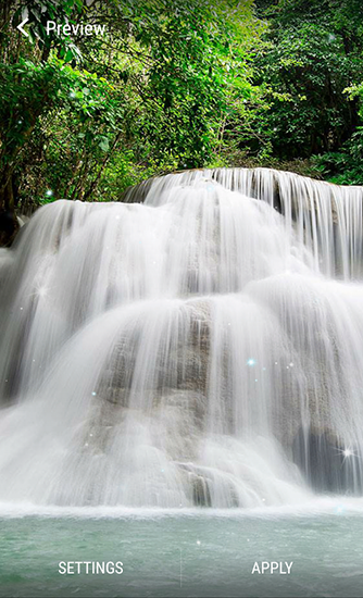 Download livewallpaper Lost waterfall for Android. Get full version of Android apk livewallpaper Lost waterfall for tablet and phone.