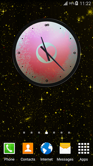 Download livewallpaper Love: Clock for Android. Get full version of Android apk livewallpaper Love: Clock for tablet and phone.