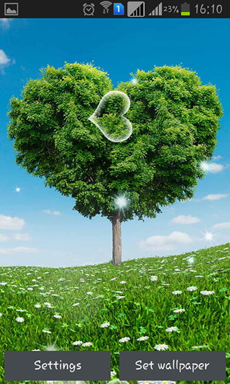 Download livewallpaper Love tree by Pro live wallpapers for Android. Get full version of Android apk livewallpaper Love tree by Pro live wallpapers for tablet and phone.