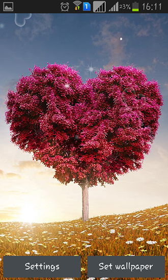 Download Love tree by Pro live wallpapers - livewallpaper for Android. Love tree by Pro live wallpapers apk - free download.