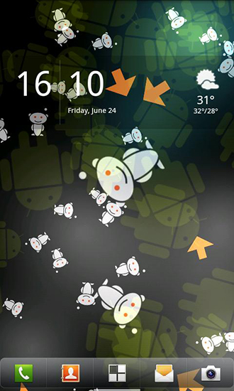 Download Luma - livewallpaper for Android. Luma apk - free download.