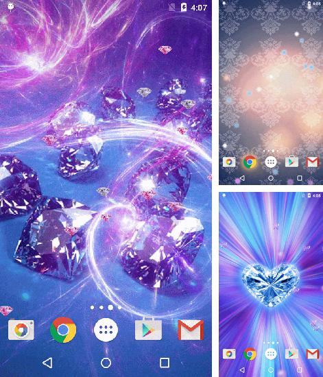 In addition to live wallpaper Aquarium by minatodev for Android phones and tablets, you can also download Luxury for free.